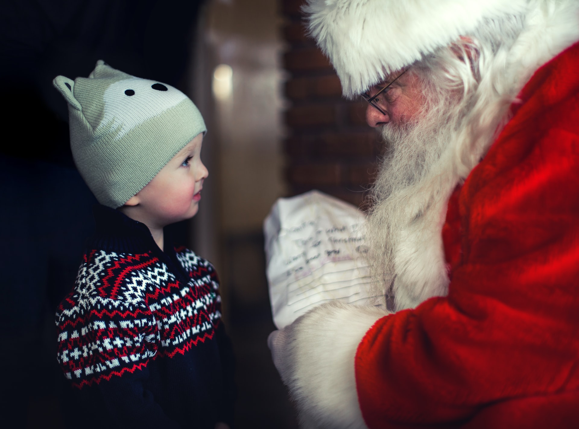Defending Santa Claus: A Child's Last Hope