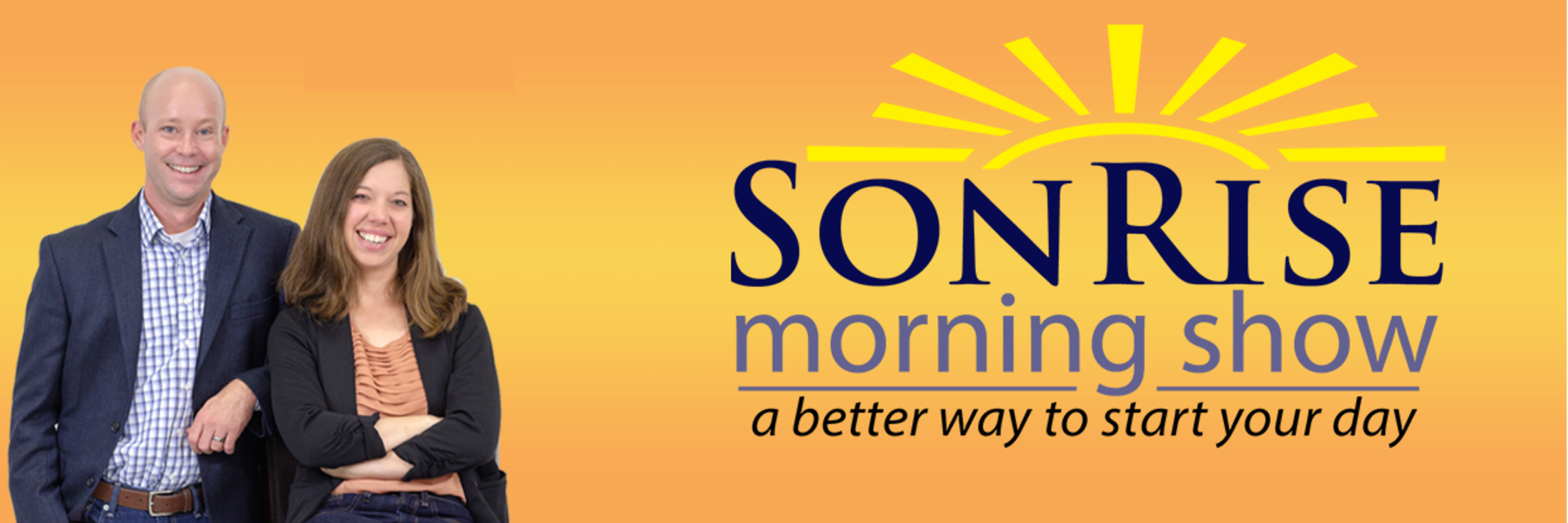 Saintnook Interview on the Sonrise Morning Show